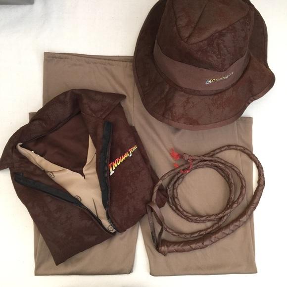 "27460ad3 Indiana Jones Other - Childs size ""Indiana Jones"" Halloween costume- M"